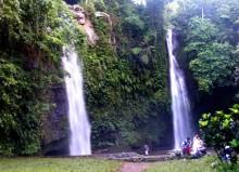 Air Terjun Benang Setokel Lombok