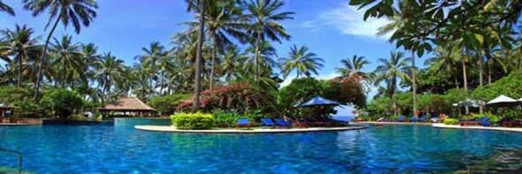 Hotel dan Resort di Lombok