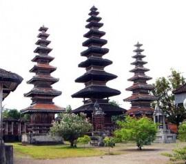 Pura Meru, Lombok