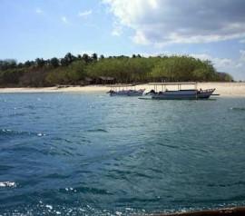 Gili Tangkong, Pulau Lombok