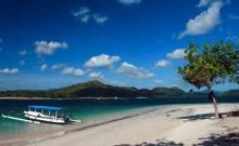 Snorkeling dan menyelam di Gili Tangkong Lombok
