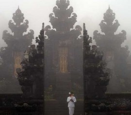 Pura Gunung Agung Lombok