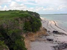 Tebing Pantai Kaliantan Lombok