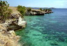 Jernihnya Perairan Tanjung Ringgit Lombok