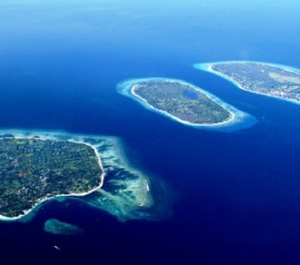 Keindahan Gili di Pulau Lombok