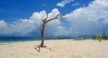 pasir pantai gili kondo nusa tenggara barat